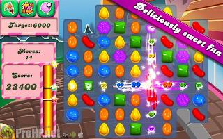 Candy Crush Saga v1.19.0 for BlackBerry 10