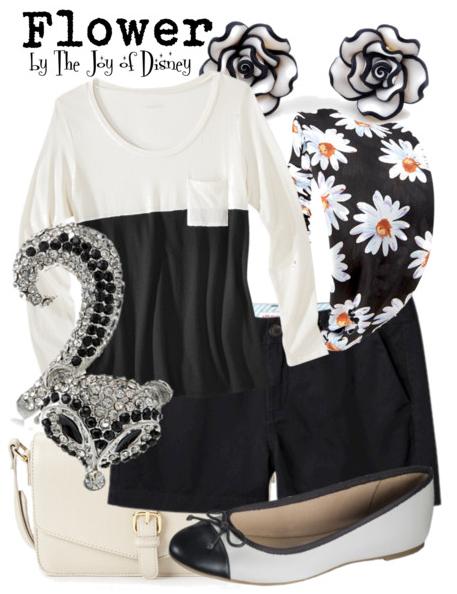 Disney Fashion, Bambi, Flower Bambi