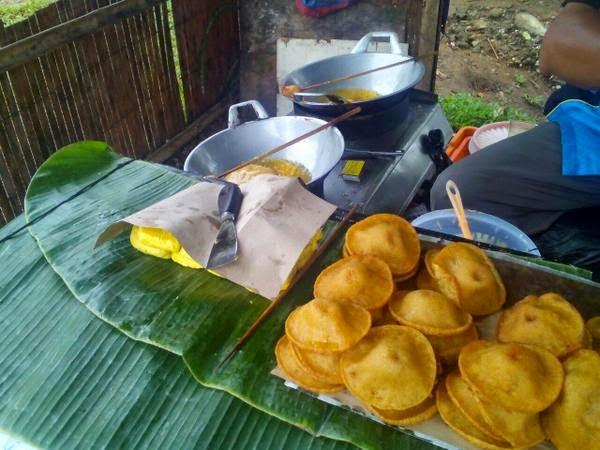 Resep Kue Cucur Tradisional Empuk Mudah MEmbuatnya