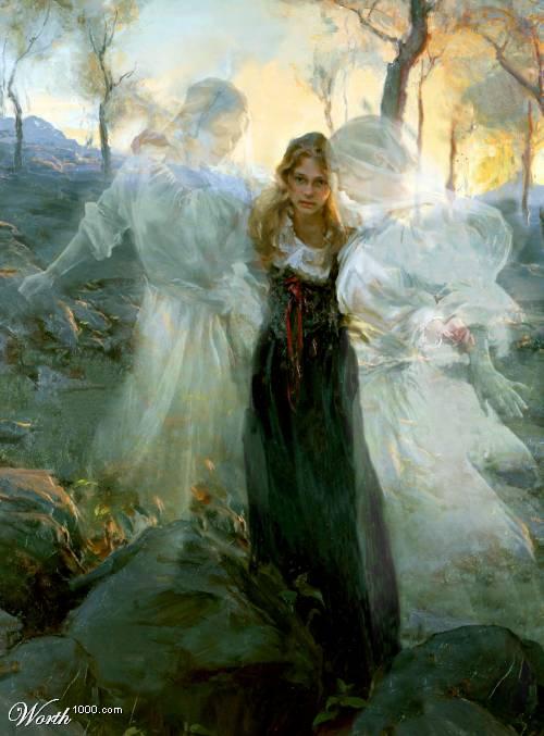 Mensagens e Orações: Espíritos Protetores e Anjos Guardiões