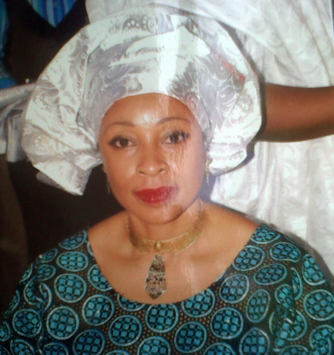 Mrs Tokunbo Awoniyi