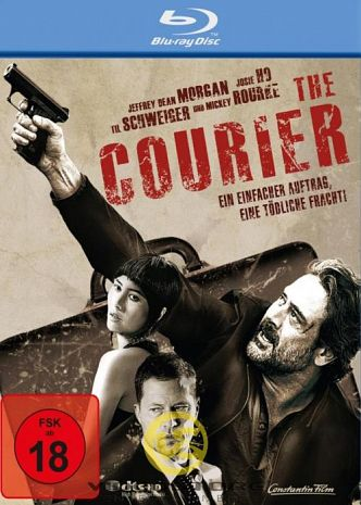 The Courier (2011) BluRay 720p BRRip Poster