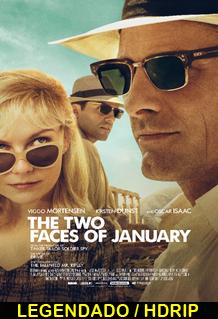 Assistir The Two Faces of January Legendado 2014