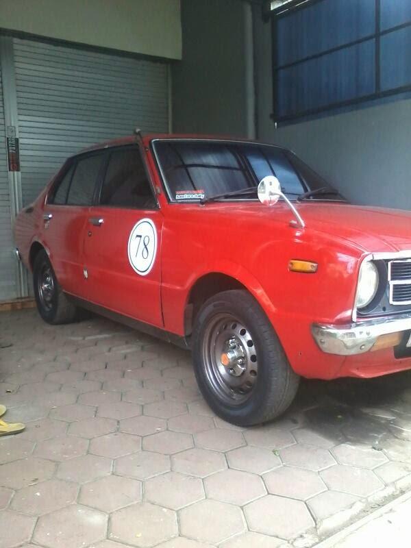 LAPAK RETRO: Dijual Corolla KE30 Tahun 78 Harga Istimiwir ...