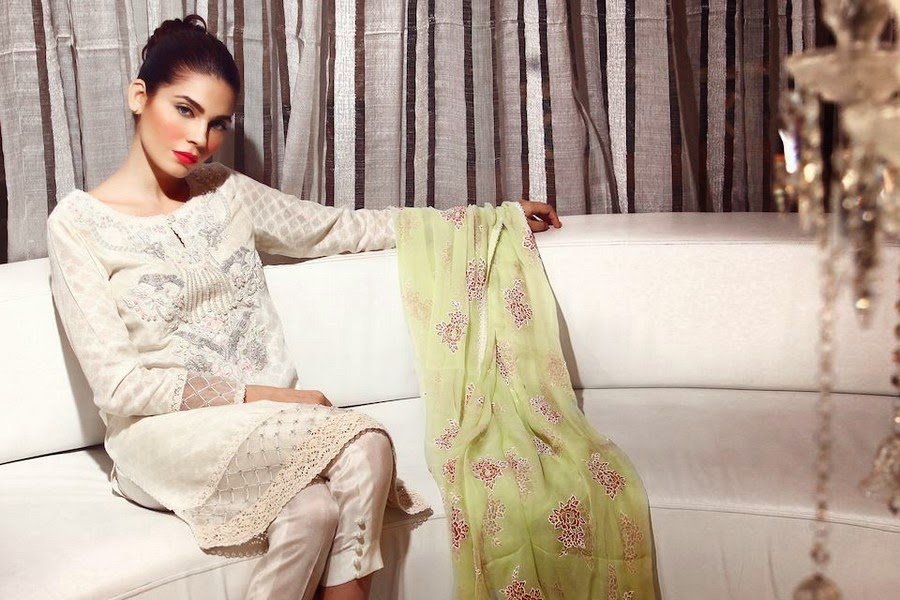 Suffuse by Sana Yasir Fall-Winter Dress Collection 2014-2015