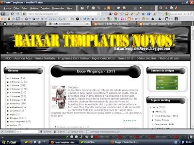 Template Riptors x5Theme para Blogger