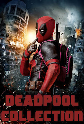 Deadpool Coleccion DVD R1 NTSC Latino + CD
