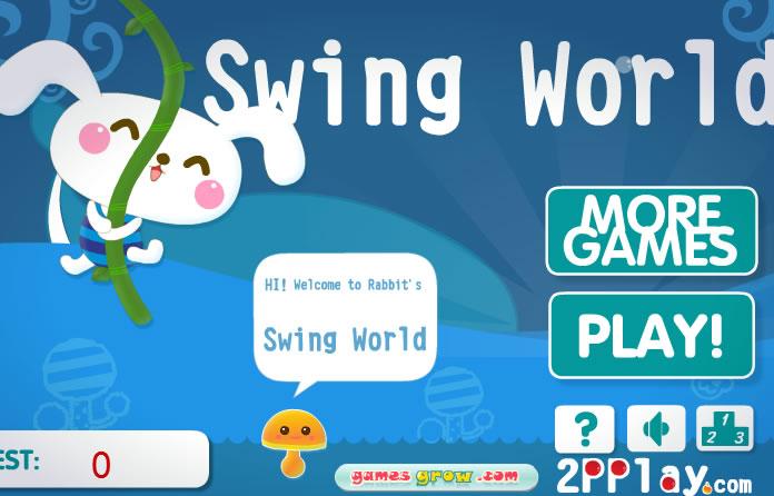 Unblocked Game : Swing World