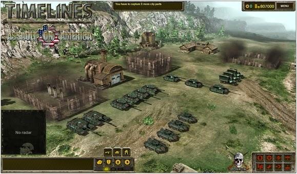 Timelines: Assault on America Screenshot 01