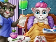 Talking Angela Flu Doctor
