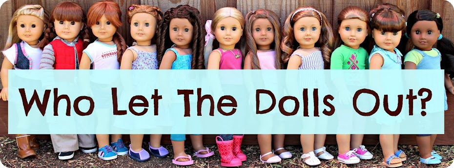 Who let the dolls out? ♥