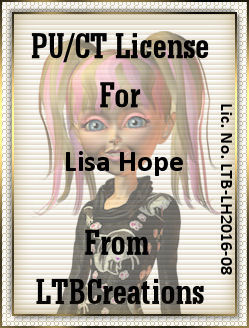 LTB PU/CT LICENSE