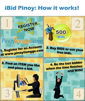 How iBid Pinoy Works!