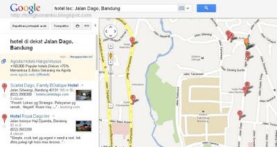 Hotel Murah di Jalan Dago, Bandung