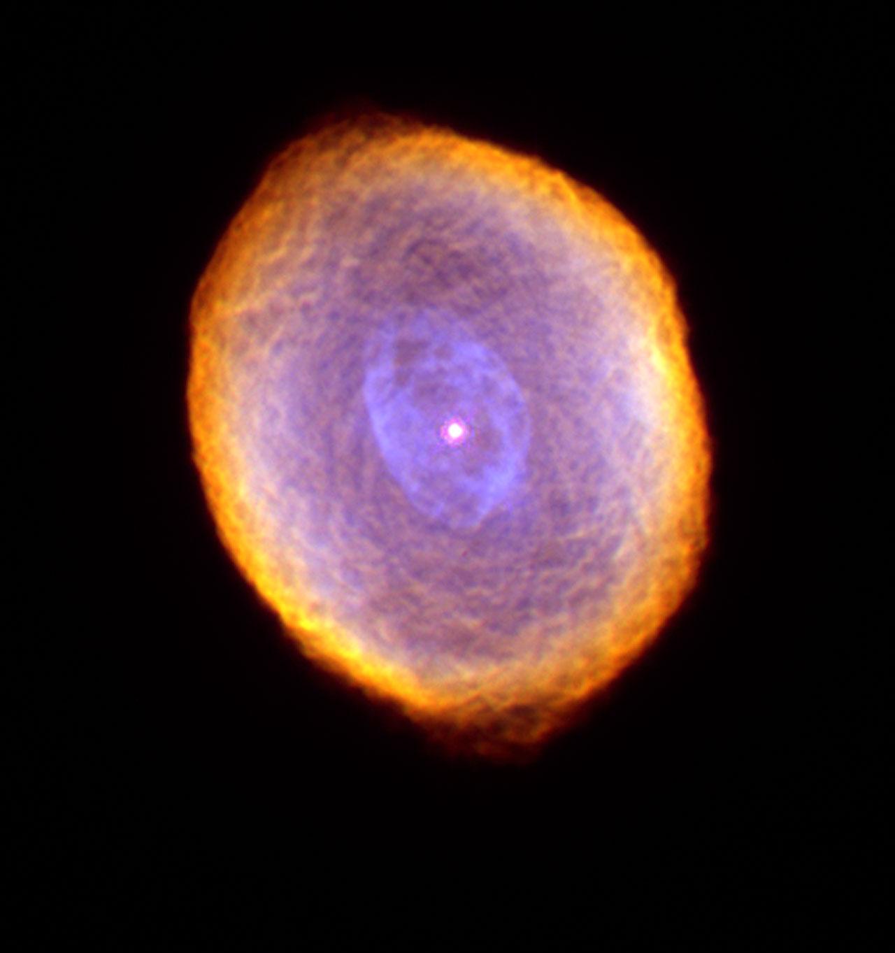 Spirograph Nebula