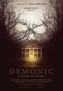 Ngôi Nhà Ma - Demonic