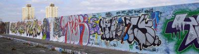 Greenway graffiti