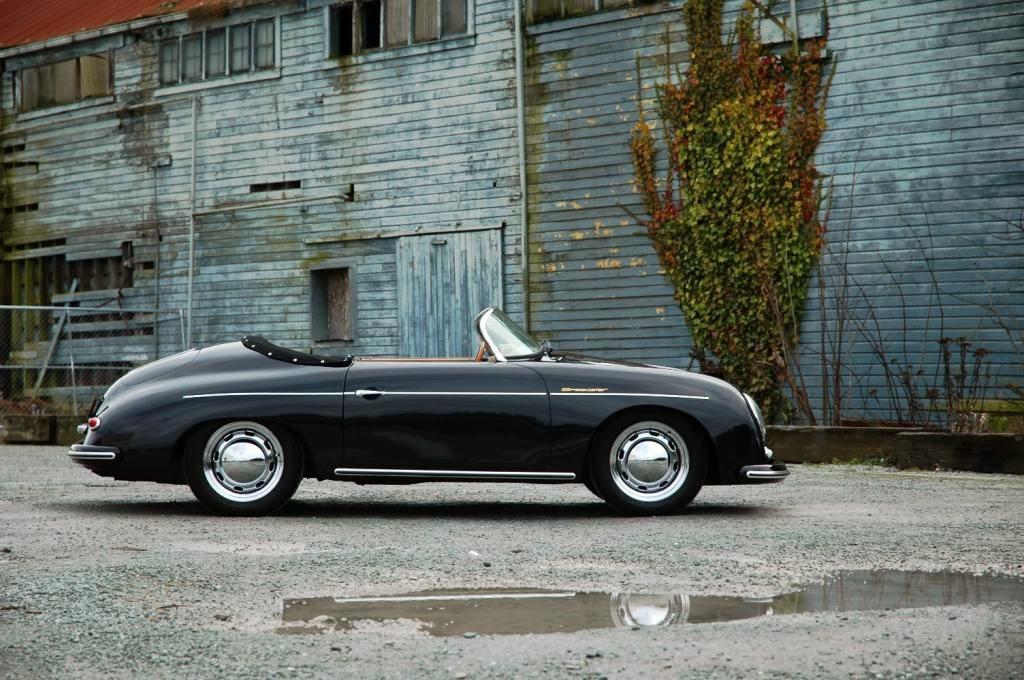 1957 Porsche 356 Speedster Buy Classic Volks