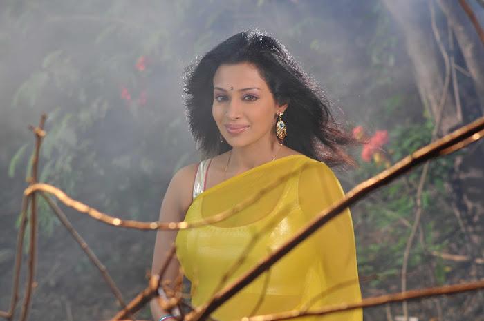 akashamlo sagam movie unseen pics