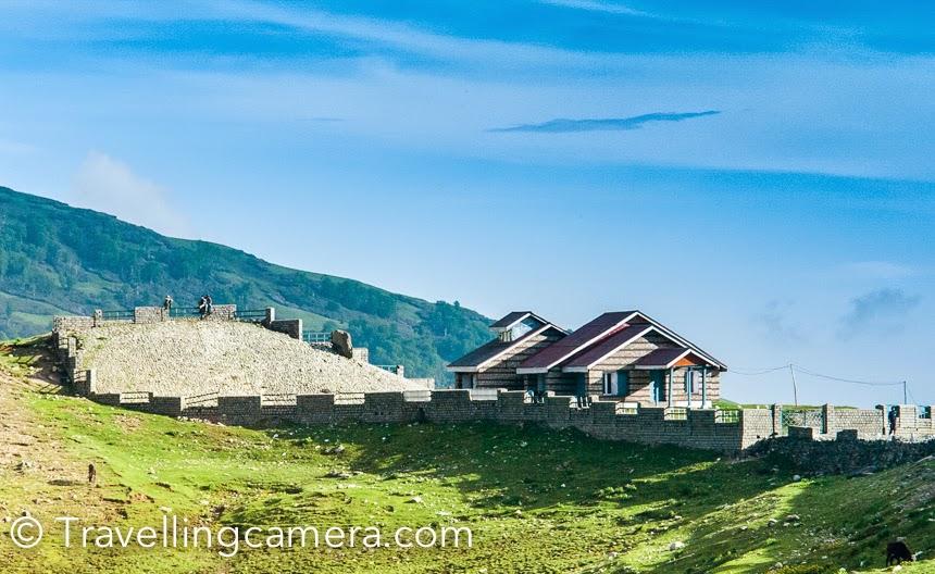 Rohtang Pass around Kullu-Manali, Himachal Pradesh, India