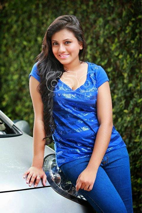 shanudrie priyasad blue hot