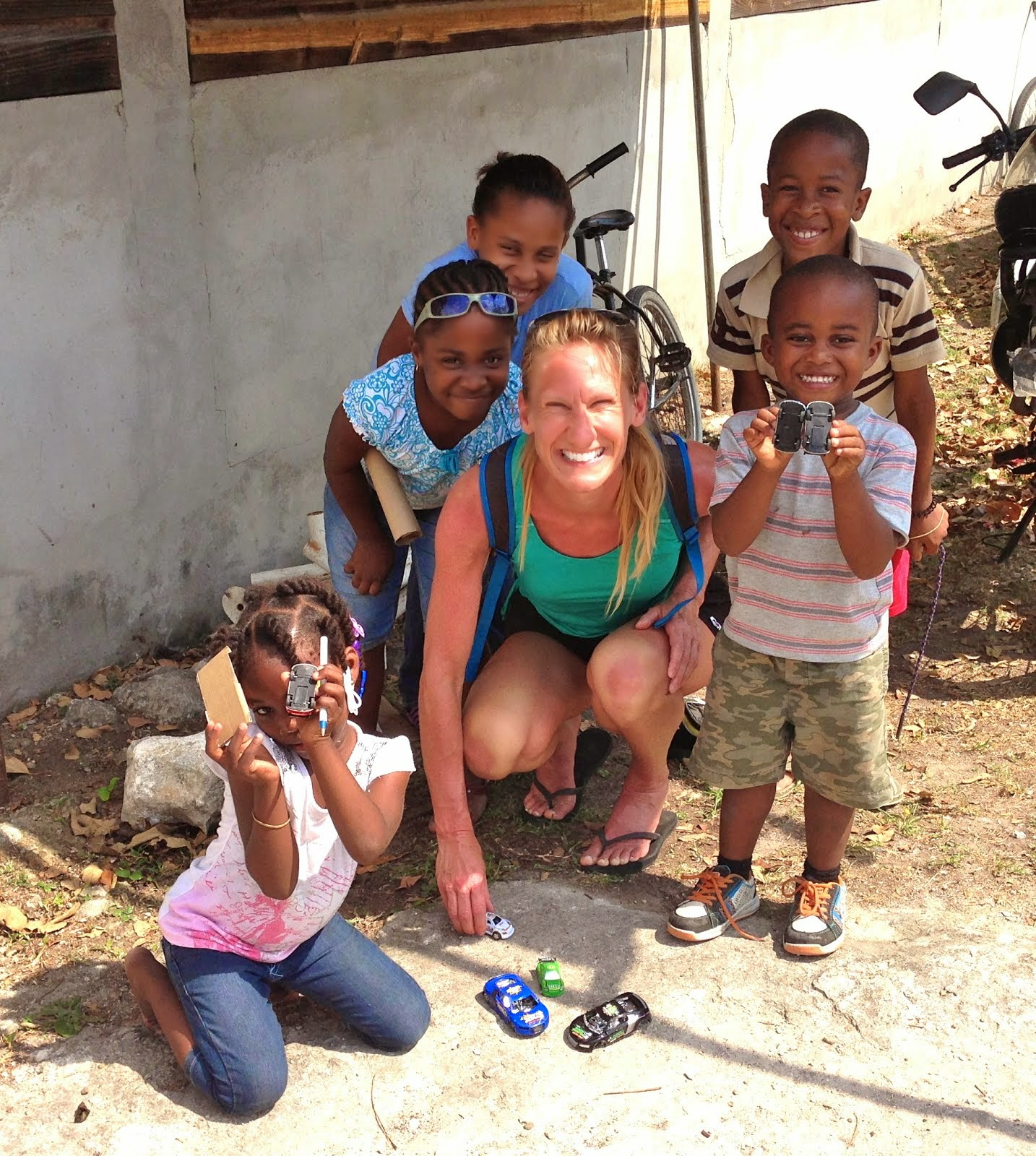 New Friends, Belize