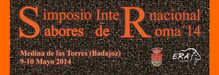 "I Simposio Internacional ""Sabores de Roma"""