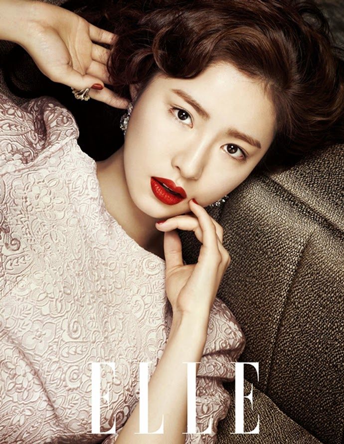Shin Se Kyung - Elle Magazine January Issue 2014