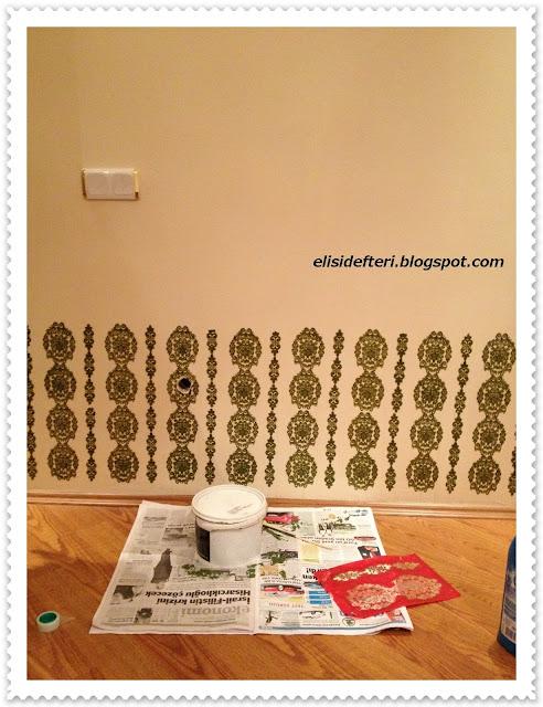 duvar boyama dekorasyon