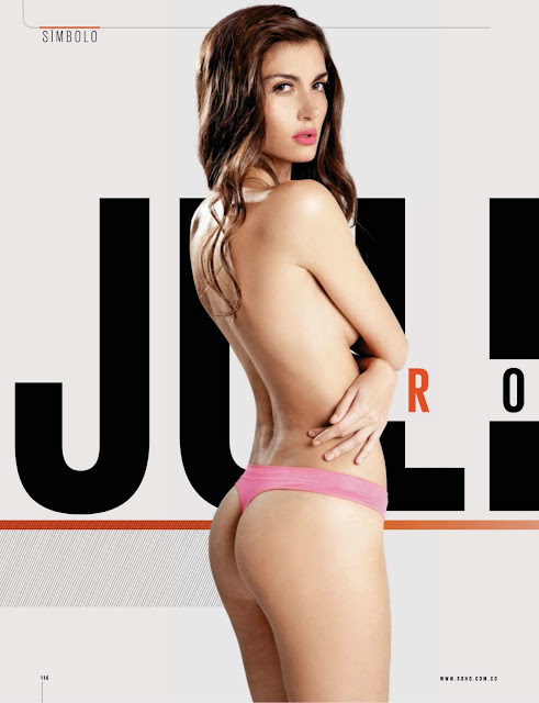 Juliana Robledo Revista SoHo Colombia Julio 2015 + PDF 2