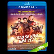 Sólo se vive una vez (2017) BRRip 720p Audio Latino