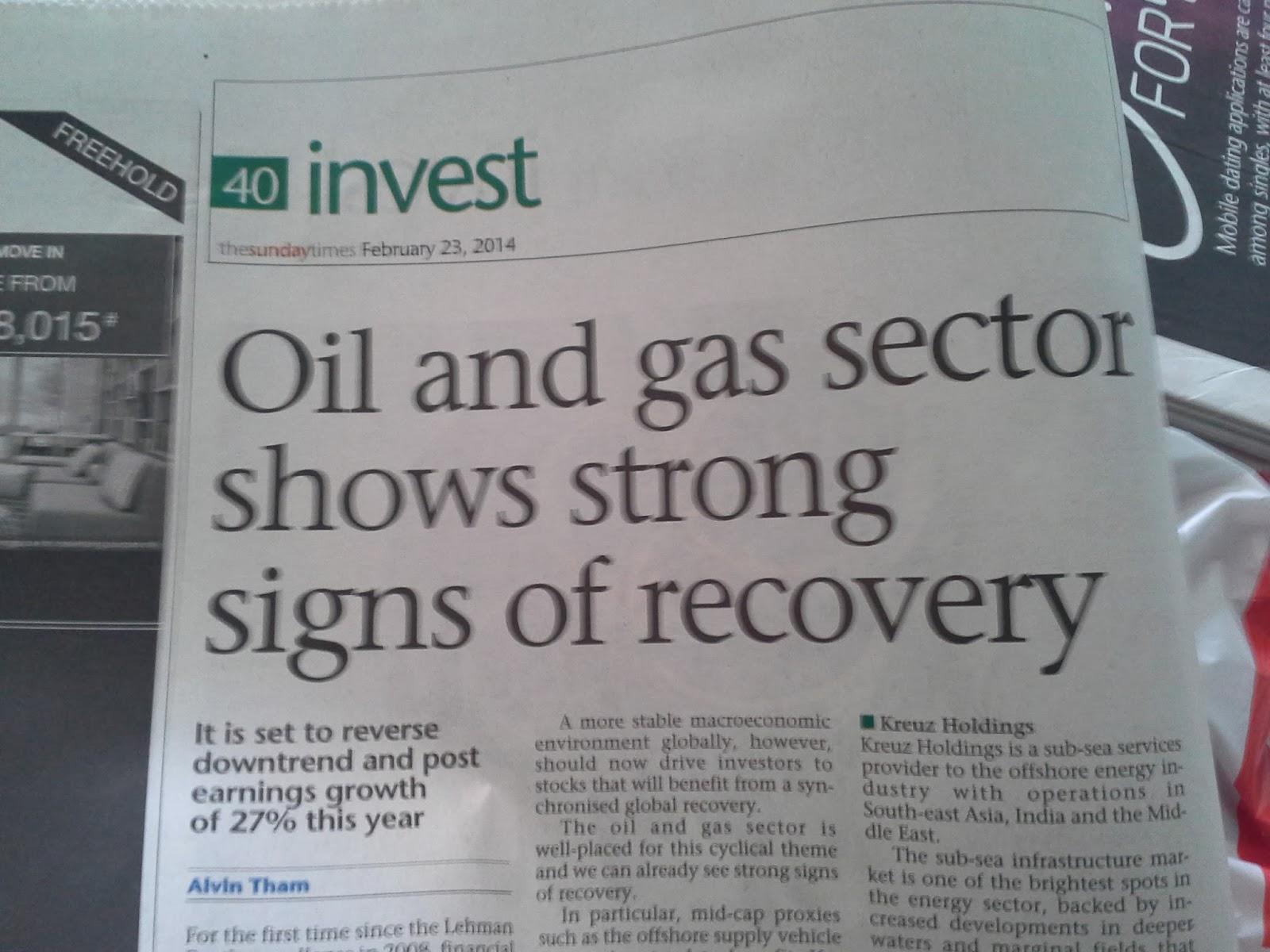 BREAKING DOWN 'Energy Sector'