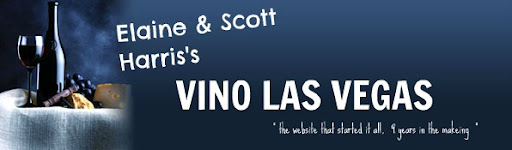 VINO LAS VEGAS ... news from in and out of the vineyard