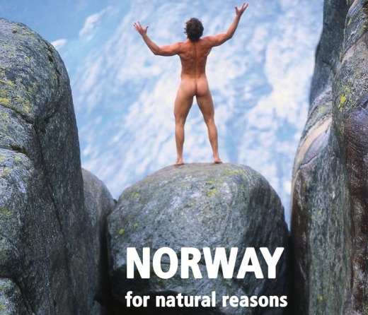 Norway for natural reasons