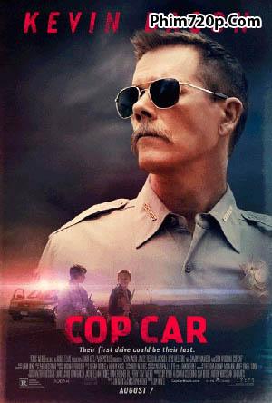 Cop Car 2015 poster