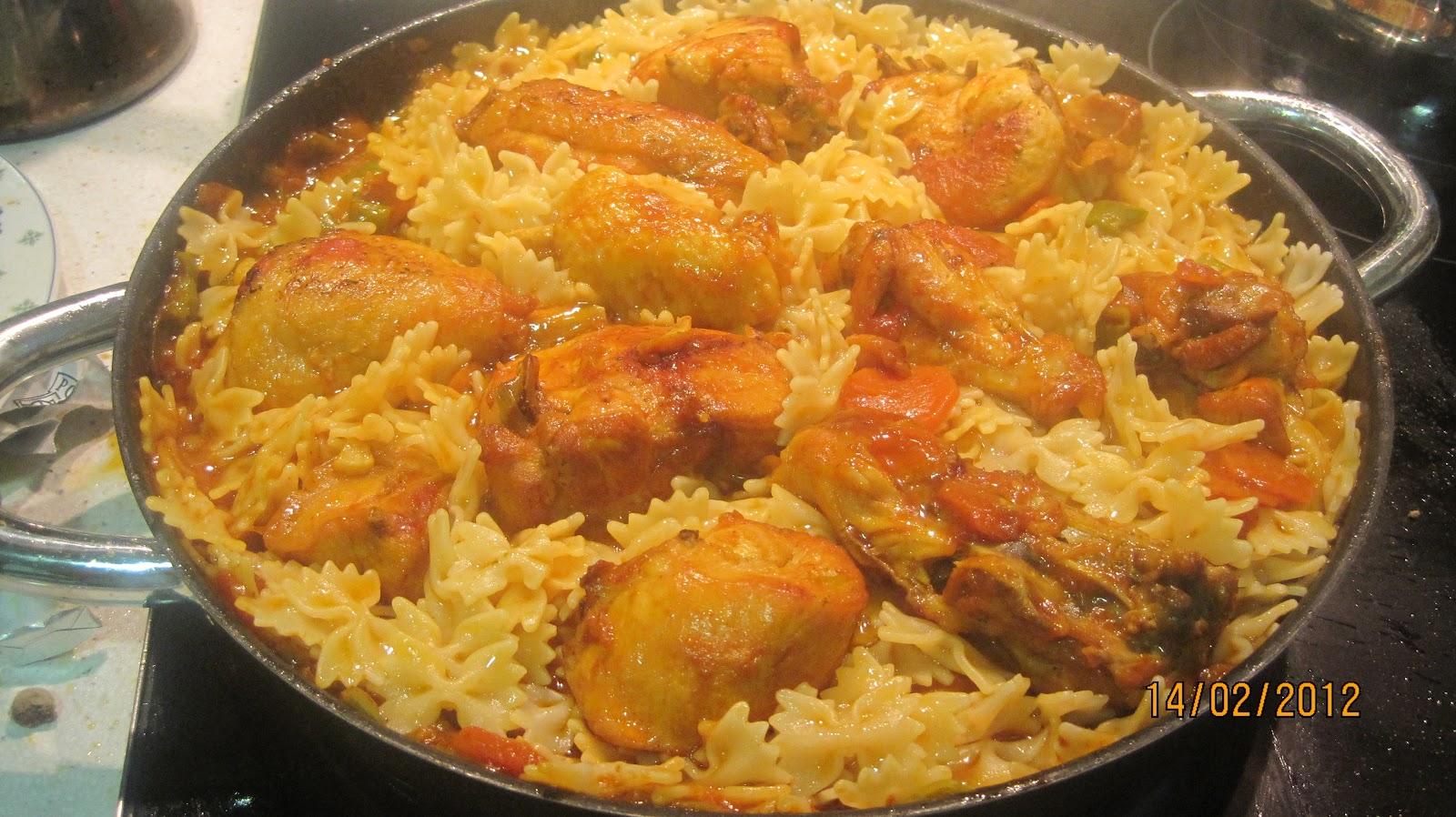 Recetas de cocina casera palomitas con pollo for Recetas cocina casera