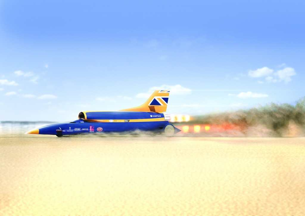 Supersonic, Bloodhound SSC