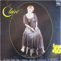 Claire - If You Love Me / Disco Stuff (1978)