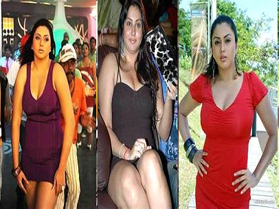 Namitha hot photos without dress1