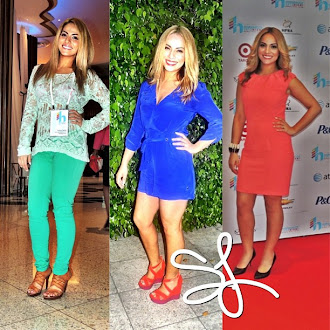 What I wore to Hispanicize 2013