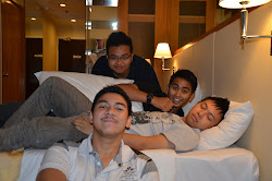 Me and my friends in KL..