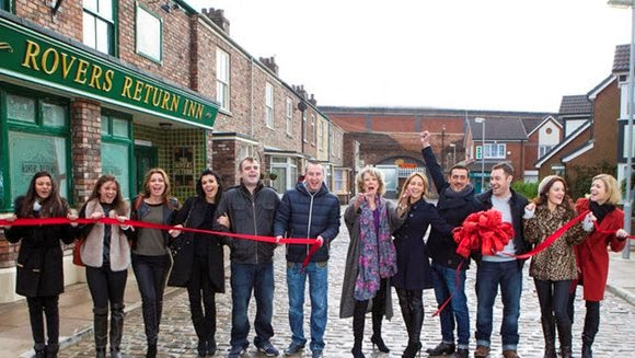 Coronation Street A Moving Story