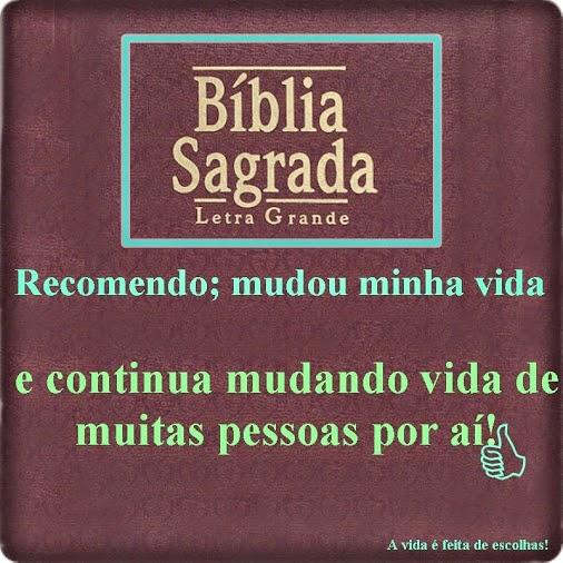 Bíblia Sagradas