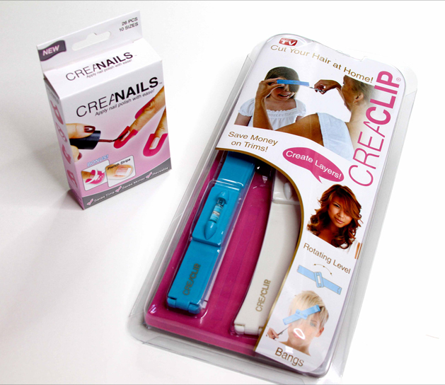 Win a CreaClip and CreaNails Package (Open Worldwide)