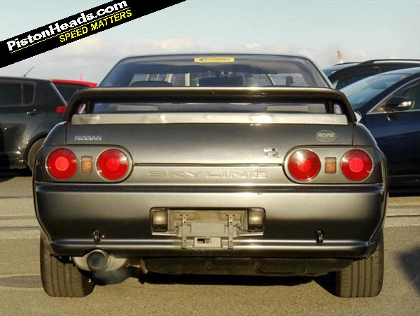You Can See The Nismo Badge On This Car From The UK. Image Credit:  Pistonheads.com
