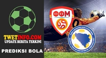 Prediksi FYR Macedonia U17 vs Bosnia U17