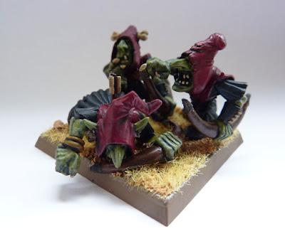 Warhammer Night Goblin Unit Filler