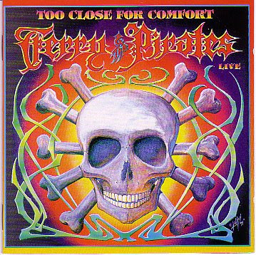 1979 Terry & The Pirates - Too Close For Comfort (1979 great us west coast rock - re-released 1994 Legend Records - Wave)