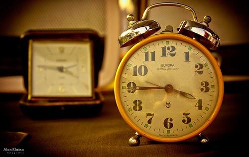 Como aproveitar bem o nosso tempo?