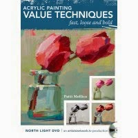 Value Techniques DVD for Fast, Loose and Bold Painting